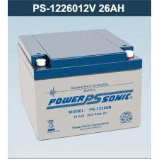 PS-12260 12V / 26Ah