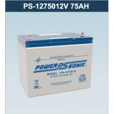 PS-12750 12V / 75Ah