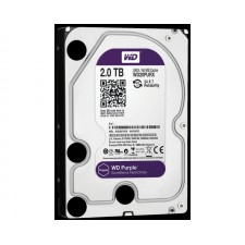 WD Purple 2TB HDD
