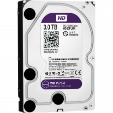 WD Purple 3TB HDD